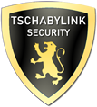 Welcome to Tschabylink Security Services Logo